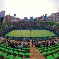 テニス 靭テニス
