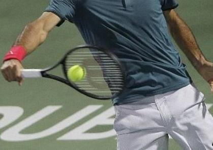 テニス バックハンド