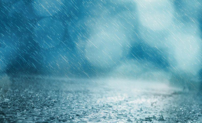 テニス 雨