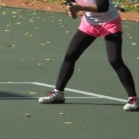 テニス ストローク