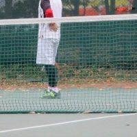 テニス 疲れ