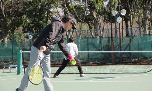 テニス 風