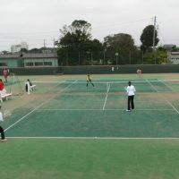 テニス ダブルス