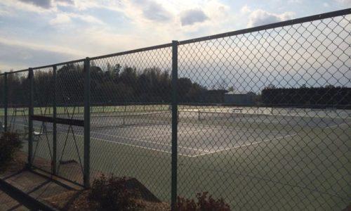 テニス 準備