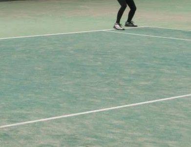 テニス フットワーク