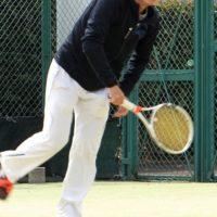テニス サーブ