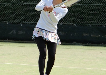 テニス 技術
