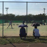 テニス 環境