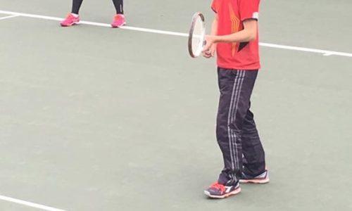 テニス 前衛