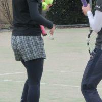 テニス 部活