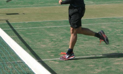 テニス スマッシュ