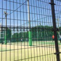 テニス セルフジャッジ