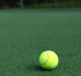 テニス 粘り