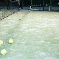 テニス コントロール