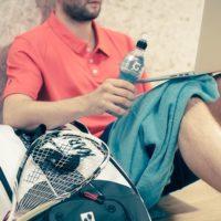 テニス 持ち物