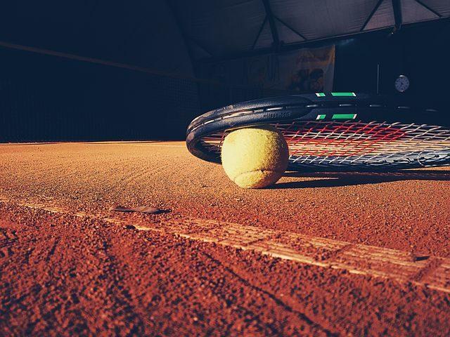 テニス 調子