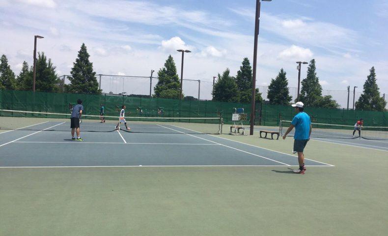 テニス ミス