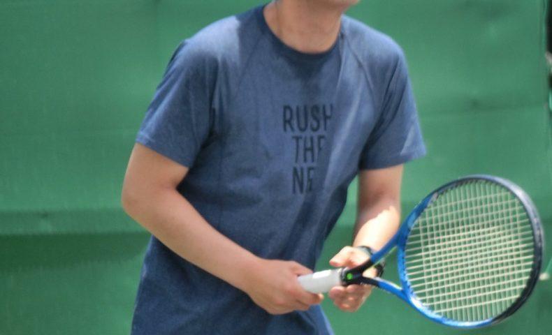 テニス 打点