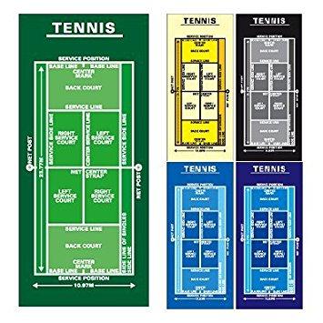 テニス タオル