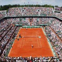 テニス 観察